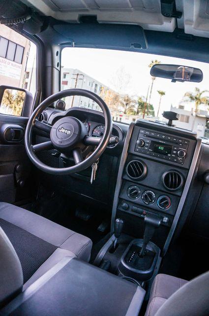 2008 Jeep Wrangler Unlimited X Reseda, CA 30