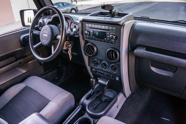 2008 Jeep Wrangler Unlimited X Reseda, CA 29