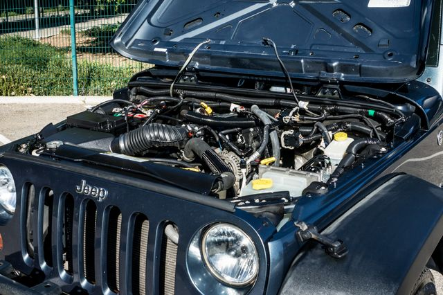 2008 Jeep Wrangler Unlimited X Reseda, CA 31