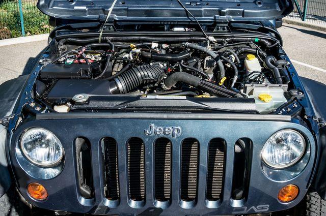 2008 Jeep Wrangler Unlimited X Reseda, CA 32