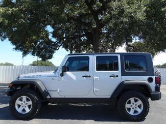 2008 Jeep Wrangler Unlimited Rubicon 3.8L V6 in San Antonio Texas