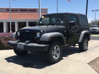 2008 Jeep Wrangler in San Luis Obispo CA