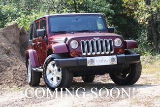 2008 Jeep Wrangler Unlimited Sahara 4x4 w/Freedom Hardtop, in Eau Claire, Wisconsin