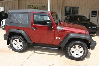 2008 Jeep Wrangler X in Vernon Alabama