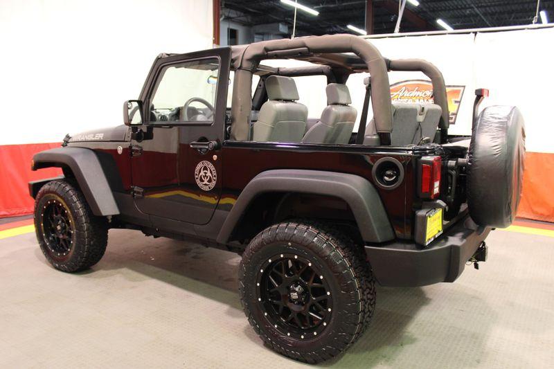 2008 Jeep Wrangler X  city Illinois  Ardmore Auto Sales  in West Chicago, Illinois