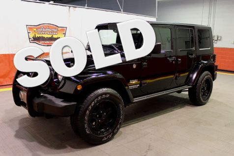 2008 Jeep Wrangler Unlimited Sahara in West Chicago, Illinois