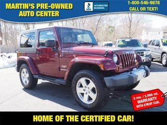 2008 Jeep Wrangler Sahara | Whitman, Massachusetts | Martin's Pre-Owned-[ 2 ]