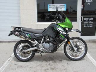 2008 Kawasaki KLR 650 Dania Beach, Florida