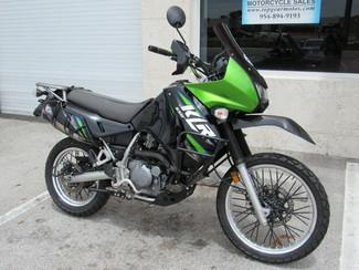 2008 Kawasaki KLR 650 Dania Beach, Florida 1