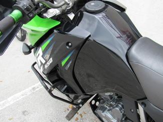 2008 Kawasaki KLR 650 Dania Beach, Florida 12