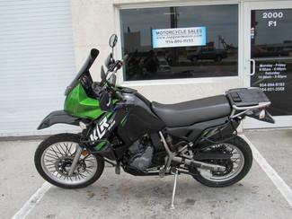 2008 Kawasaki KLR 650 Dania Beach, Florida 6