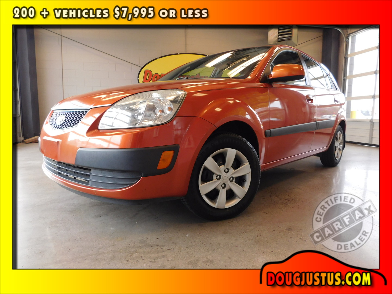 2008 Kia Rio Lx City Tn Doug Justus Auto Center Inc