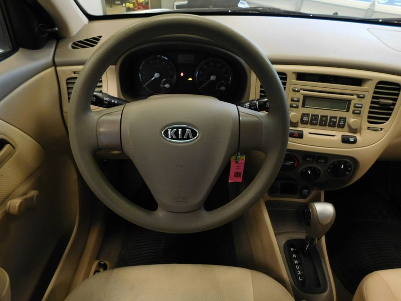 2008 Kia Rio LX  city TN  Doug Justus Auto Center Inc  in Airport Motor Mile ( Metro Knoxville ), TN