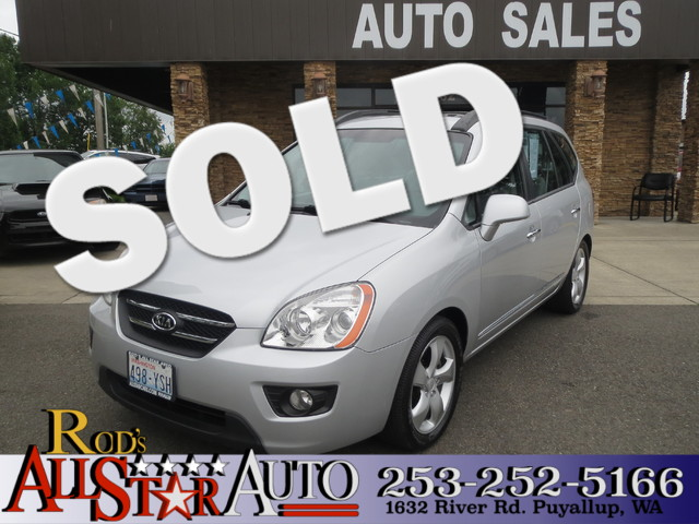 2008 Kia Rondo EX The CARFAX Buy Back Guarantee that comes with this vehicle means that you can bu