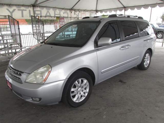 2008 Kia Sedona EX This particular Vehicle comes with 3rd Row Seat Please call or e-mail to check