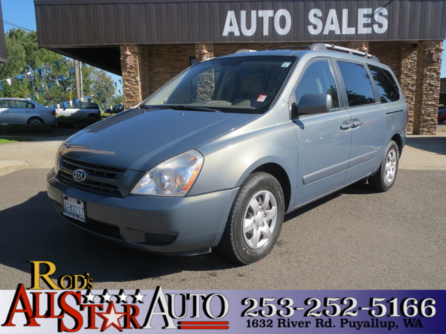 2008 Kia Sedona LX The CARFAX Buy Back Guarantee that comes with this vehicle means that you can b