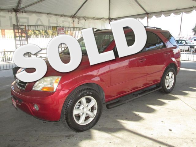 2008 Kia Sorento LX Please call or e-mail to check availability All of our vehicles are availab
