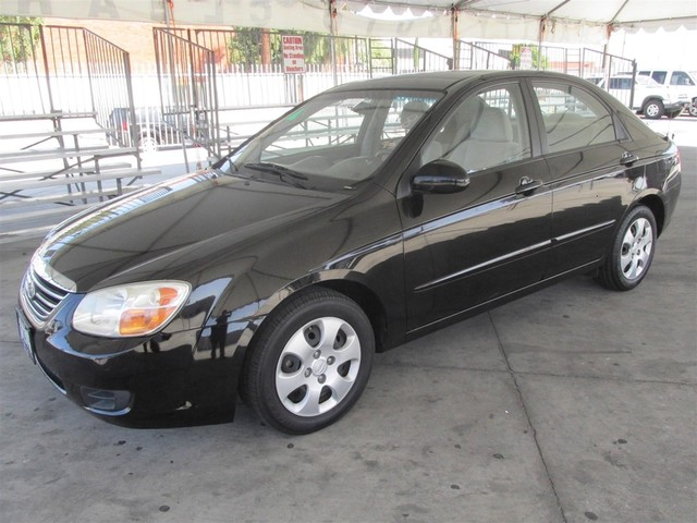 2008 Kia Spectra EX This particular vehicle has a SALVAGE title Please call or email to check ava