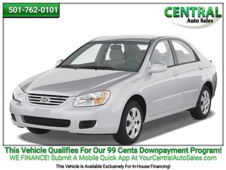 2008 Kia Spectra SX | Hot Springs, AR | Central Auto Sales in Hot Springs AR