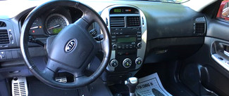 2008 Kia-32 Mpg!! 93k!! Spectra5-SHOWROOM CONDITION!!  CARMARTSOUTH.COM Knoxville, Tennessee 8