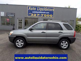 2008 Kia Sportage LX | North Ridgeville, Ohio | Auto Liquidators in North Ridgeville Ohio