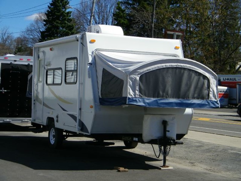 2008 Kz Coyote 16 in Brockport