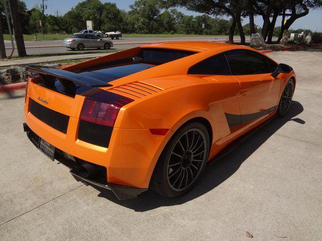 2008 Lamborghini Gallardo UR Superleggera Austin , Texas 5