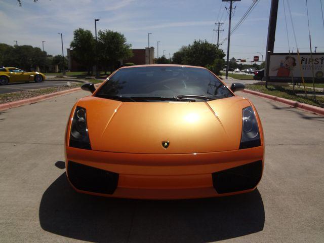 2008 Lamborghini Gallardo UR Superleggera Austin , Texas 8