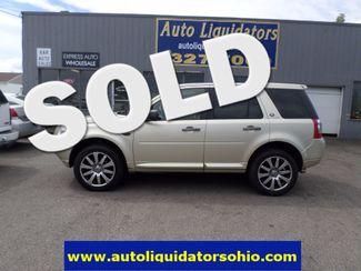 2008 Land Rover LR2 HSE | North Ridgeville, Ohio | Auto Liquidators in North Ridgeville Ohio