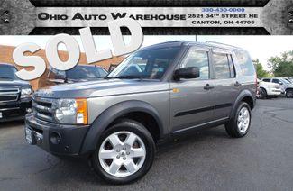 2008 Land Rover LR3 HSE 4x4 3rd Navi Sunroof Clean Carfax We Finance | Canton, Ohio | Ohio Auto Warehouse LLC in  Ohio