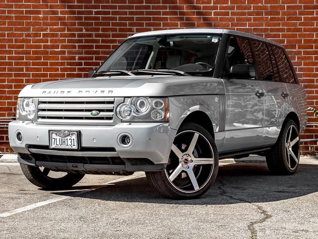 2008 Land Rover Range Rover HSE Burbank, CA 0