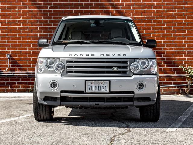 2008 Land Rover Range Rover HSE Burbank, CA 1