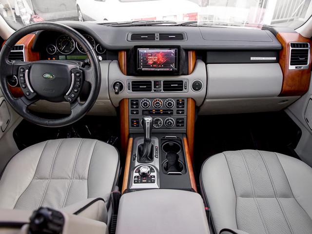 2008 Land Rover Range Rover HSE Burbank, CA 13