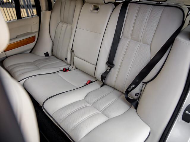2008 Land Rover Range Rover HSE Burbank, CA 18
