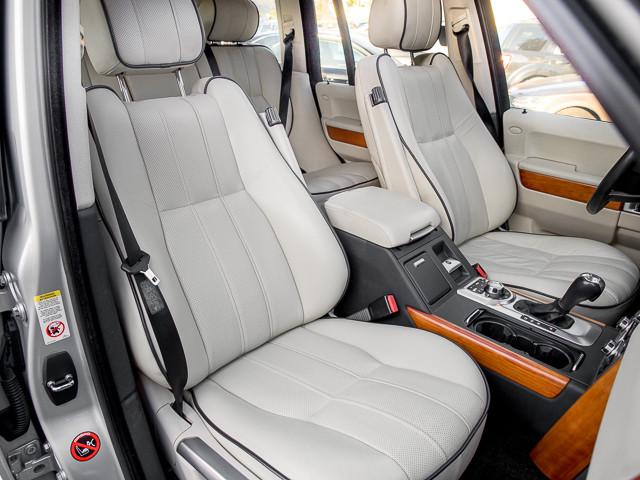 2008 Land Rover Range Rover HSE Burbank, CA 20
