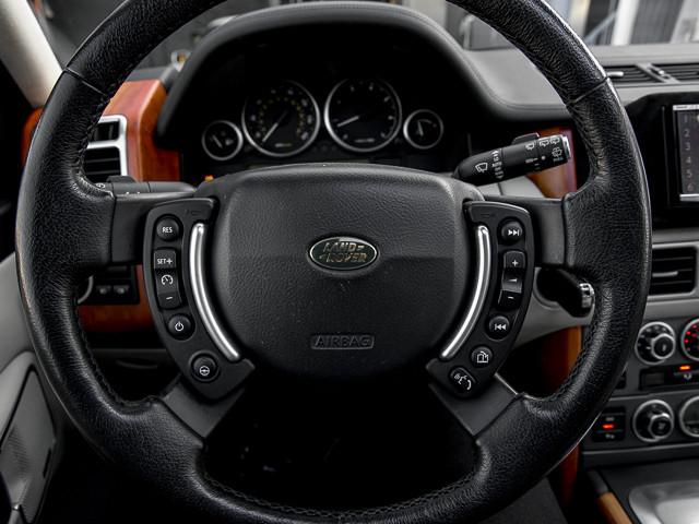 2008 Land Rover Range Rover HSE Burbank, CA 23