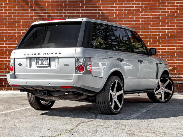 2008 Land Rover Range Rover HSE Burbank, CA 3
