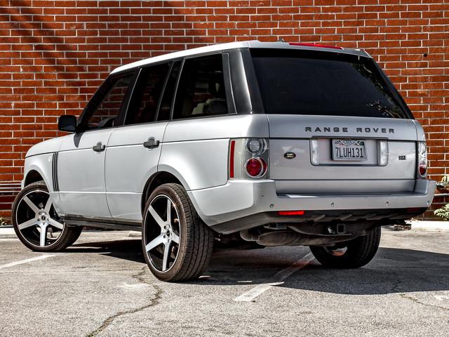 2008 Land Rover Range Rover HSE Burbank, CA 5