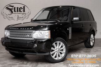 2008 Land Rover Range Rover SC in Dallas TX