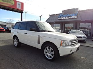2008 Land Rover Range Rover HSE Charlotte, North Carolina