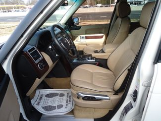 2008 Land Rover Range Rover HSE Charlotte, North Carolina 9