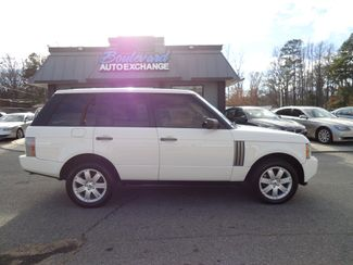 2008 Land Rover Range Rover HSE Charlotte, North Carolina 1