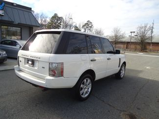 2008 Land Rover Range Rover HSE Charlotte, North Carolina 2