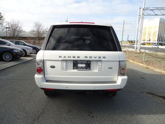 2008 Land Rover Range Rover HSE Charlotte, North Carolina 3
