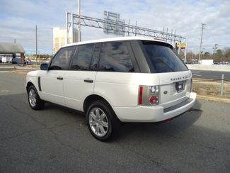 2008 Land Rover Range Rover HSE Charlotte, North Carolina 4