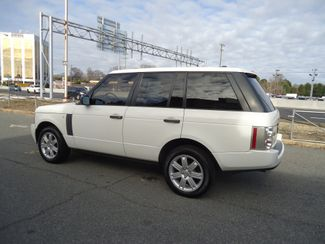 2008 Land Rover Range Rover HSE Charlotte, North Carolina 5