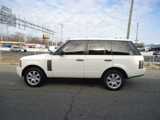 2008 Land Rover Range Rover HSE Charlotte, North Carolina 6
