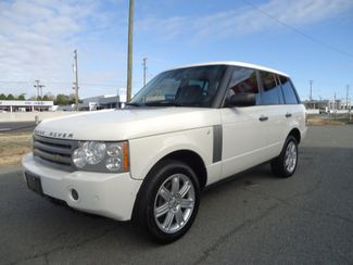 2008 Land Rover Range Rover HSE Charlotte, North Carolina 7