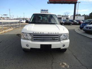 2008 Land Rover Range Rover HSE Charlotte, North Carolina 8