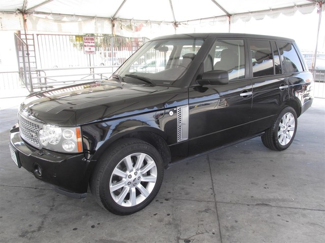 2008 Land Rover Range Rover SC One Owner Vehicle CarFax Available Vechicle always serviced a